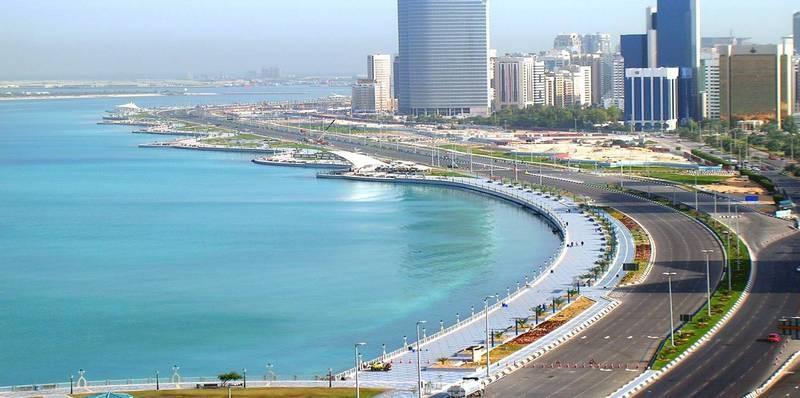 Con đường ven biển Corniche
