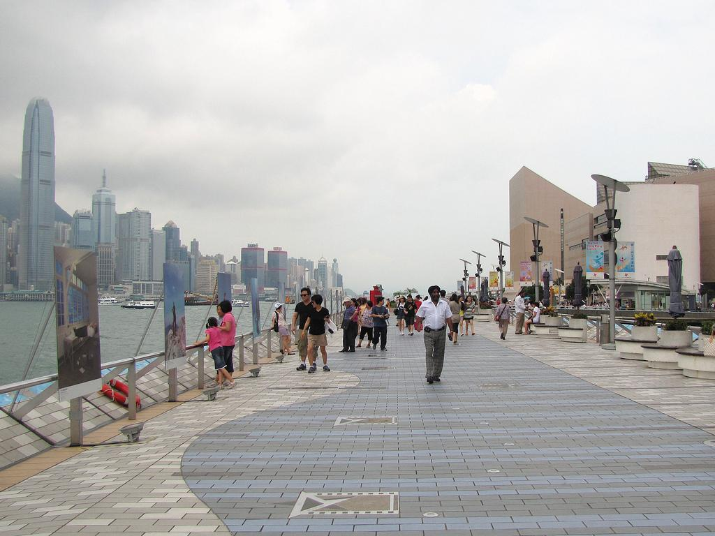 Tsim Sha Tsui Waterfront