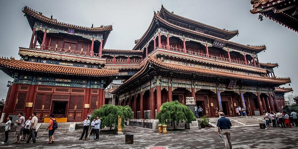 Chùa Phật Ngọc -Thượng Hải