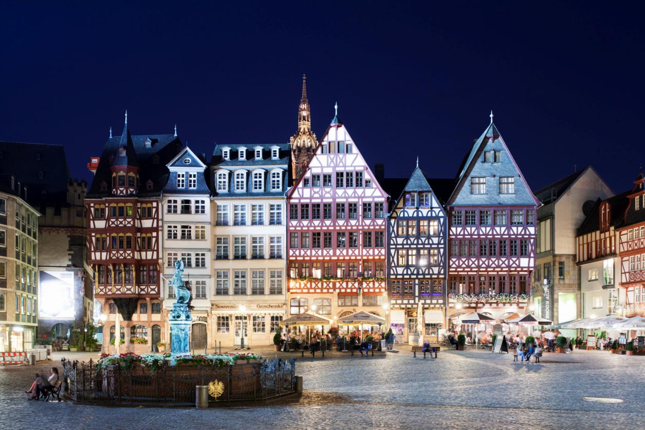Frankfurt-Romerburg