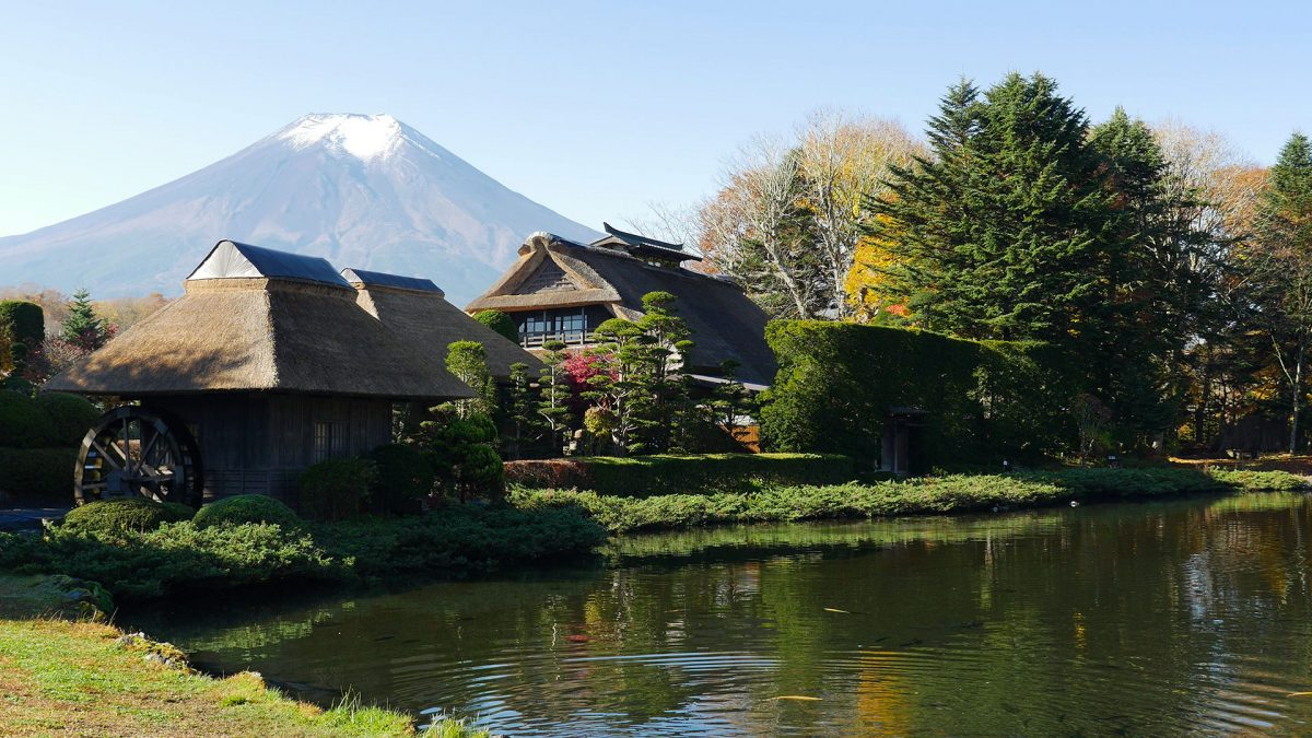 Yamanashi-Oshino-Hakkai